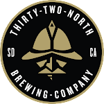 Logo for 32 North Brewing Co