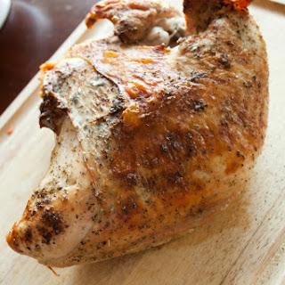 Roasted Split Turkey Breast.