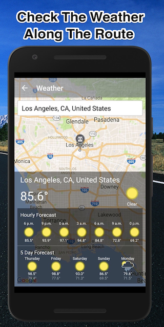 Truck Stops GPS Road Hunter Android Apps On Google Play - Map of truck stops in us