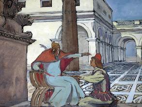 """Photo: """"The great warrior Albania Skanderbeg"""""""