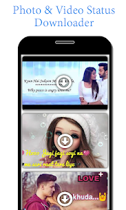 Video Download for Whatsapp  Download For Android 1