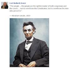 Photo: Lincoln's Wisdom