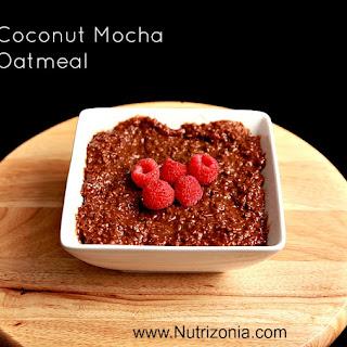 Coconut Mocha Oatmeal