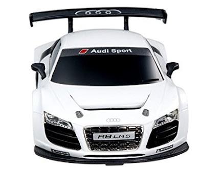 Mô hình xe điều khiển Audi R8 LMS Rastar