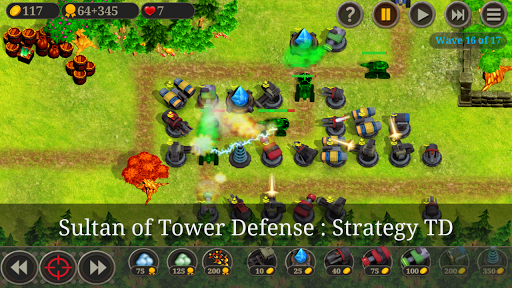 Sultan of Tower Defense : Strategy TD 1.3.37 screenshots 1