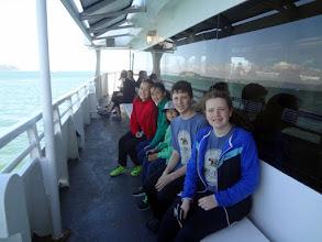 Photo: Ferry back