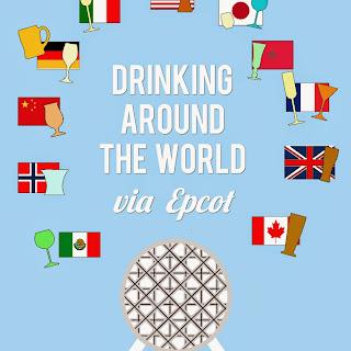 Drinking Around Epcot Plus Grand Marnier Slush.