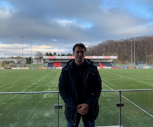 """Drazen Brncic souhaite rester au FC Liège et salue l'initiative des supporters : """"Ils montrent pourquoi ce club est si spécial"""""""