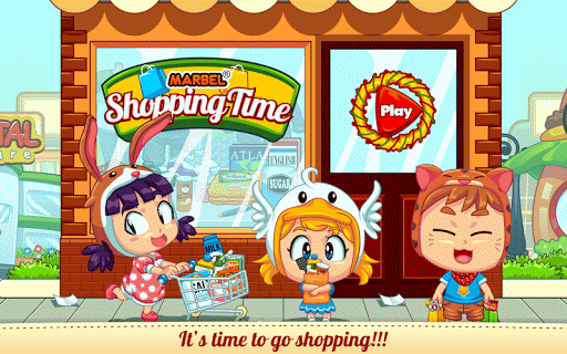 Marbel Shopping Time screenshot 1