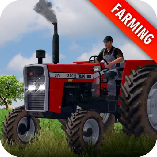 Tractor Cargo Transport: Farming Simulator
