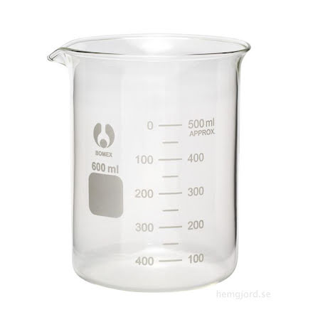 Mätbägare, 600 ml