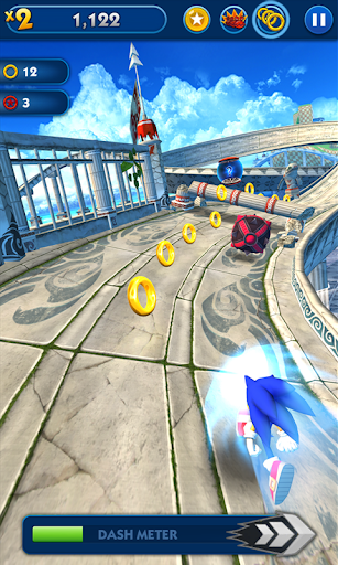 Sonic Dash 4.3.0 APK MOD screenshots 1