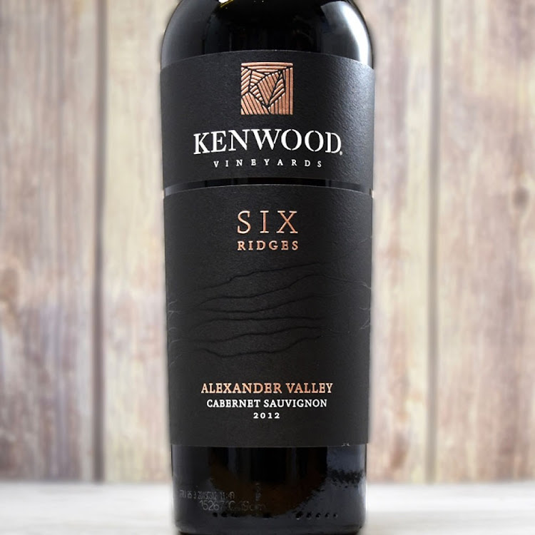 Logo for Kenwood Six Ridges Alexander Valley Cabernet Sauvignon