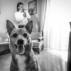 Fotógrafo de bodas Alessandro Spagnolo (fotospagnolonovo). Foto del 16.07.2019