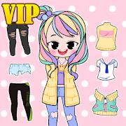 [VIP] Pastar Girl : Doll Dress Up Game