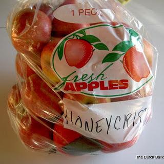 Apple Crack (aka Swedish Apple Pie)