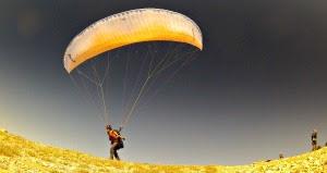 Club pilot paragliding successes for June