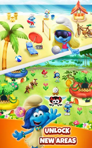 Smurfs Bubble Shooter Story apkdebit screenshots 15