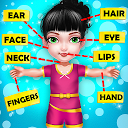 Our Body Parts - Human Body Part Learning for kids icon