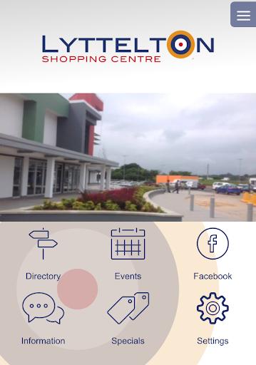 Lyttelton Shopping Centre
