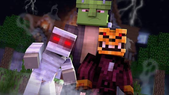 Demon Skins For Minecraft PE Apps On Google Play - Skins para minecraft pe fantasma
