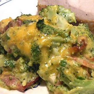 Bacon Cheese Broccoli Casserole Recipes
