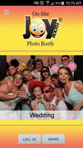 The Joy Booth Photo Rental