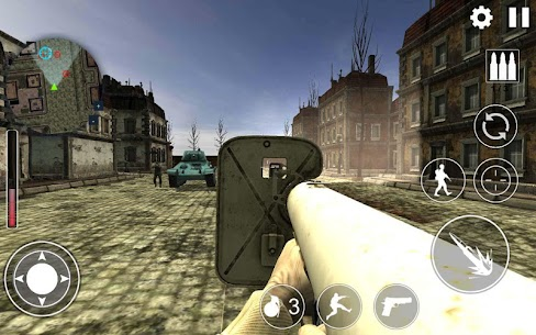 World War 2: WW2 Secret Agent FPS 1.0.11 MOD (Unlocked) 4