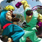 Super Infinity God Warriors: Karate Fight Game icon
