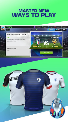 Top Eleven 2020 -  Be a soccer manager 10.3.1 screenshots 1