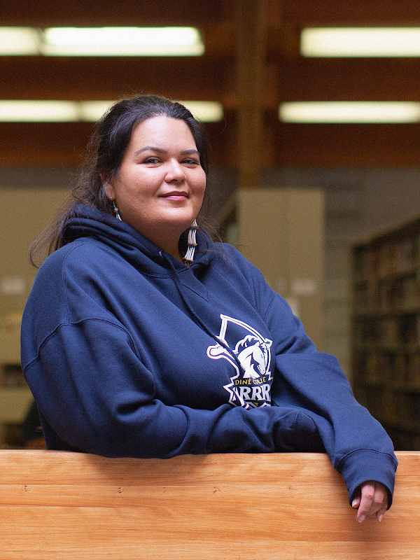 A self-taught Native American coder brings her community with her