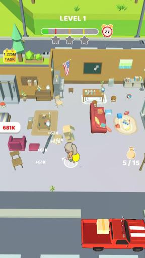 Crazy Robbery 3D apktram screenshots 2
