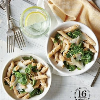 Weight Watchers Penne With Ricotta And Greens