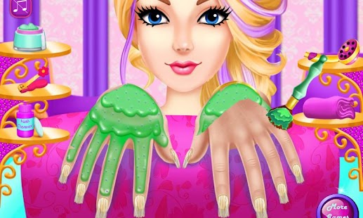 Tải Princess Nail Salon APK