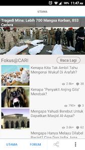 CARI screenshot 1