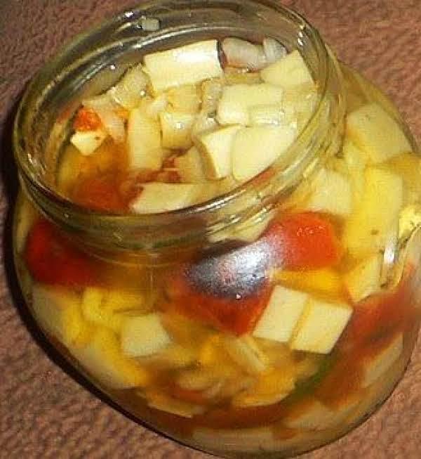 Mozzarella In Oil
