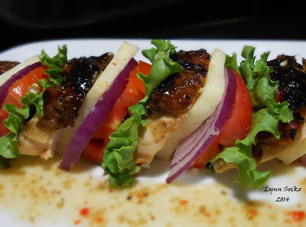 Cold Grilled Chicken Salad Recipe