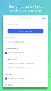 Invitd invitation maker text rsvp android apps on google invitd invitation maker text rsvp screenshot thumbnail stopboris Image collections