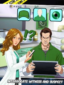 Mystery Crime Scene screenshot 1