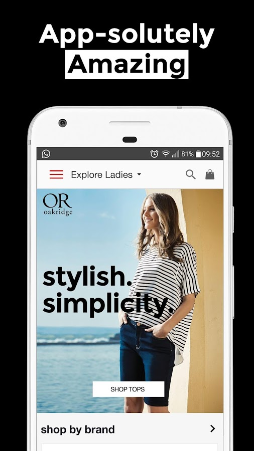 MRP Fashion App- screenshot