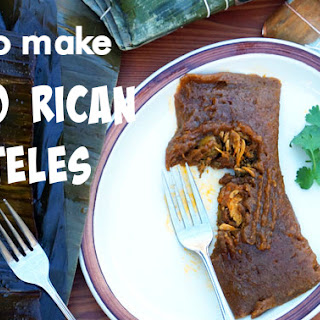 How to Make Puerto Rican Pasteles (paleo, AIP option).