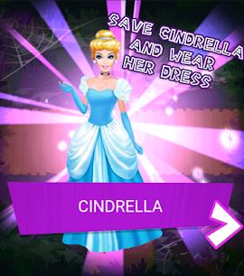 Save the Princess : Running Dress up Game 2