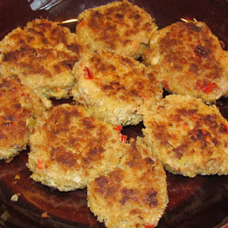 Freezable Mini Crab Cakes