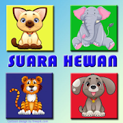 Belajar Mengenal Nama dan Suara Hewan