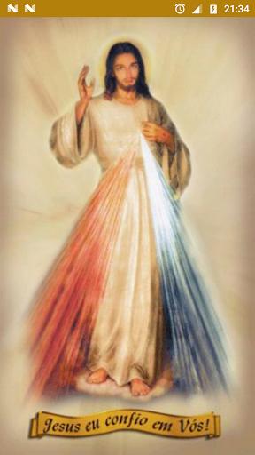 Holy Rosary Mercy in Italian with audio offline 1.0 screenshots 1