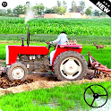 Tractor Driver 3D Simulator Real Parking Master icon
