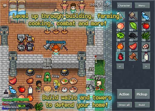 Mystera Legacy - MMORPG Sandbox 1.0.1 Cheat screenshots 2