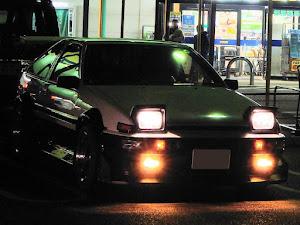 スプリンタートレノ AE86 昭和59年式GT-APEXのカスタム事例画像 おしーんさんの2021年01月04日20:57の投稿