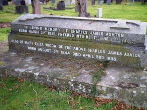 Photo: Ashton Tomb