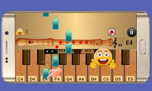 Real Flute & Recorder - Magic Tiles Music Games 1.3 screenshots 8